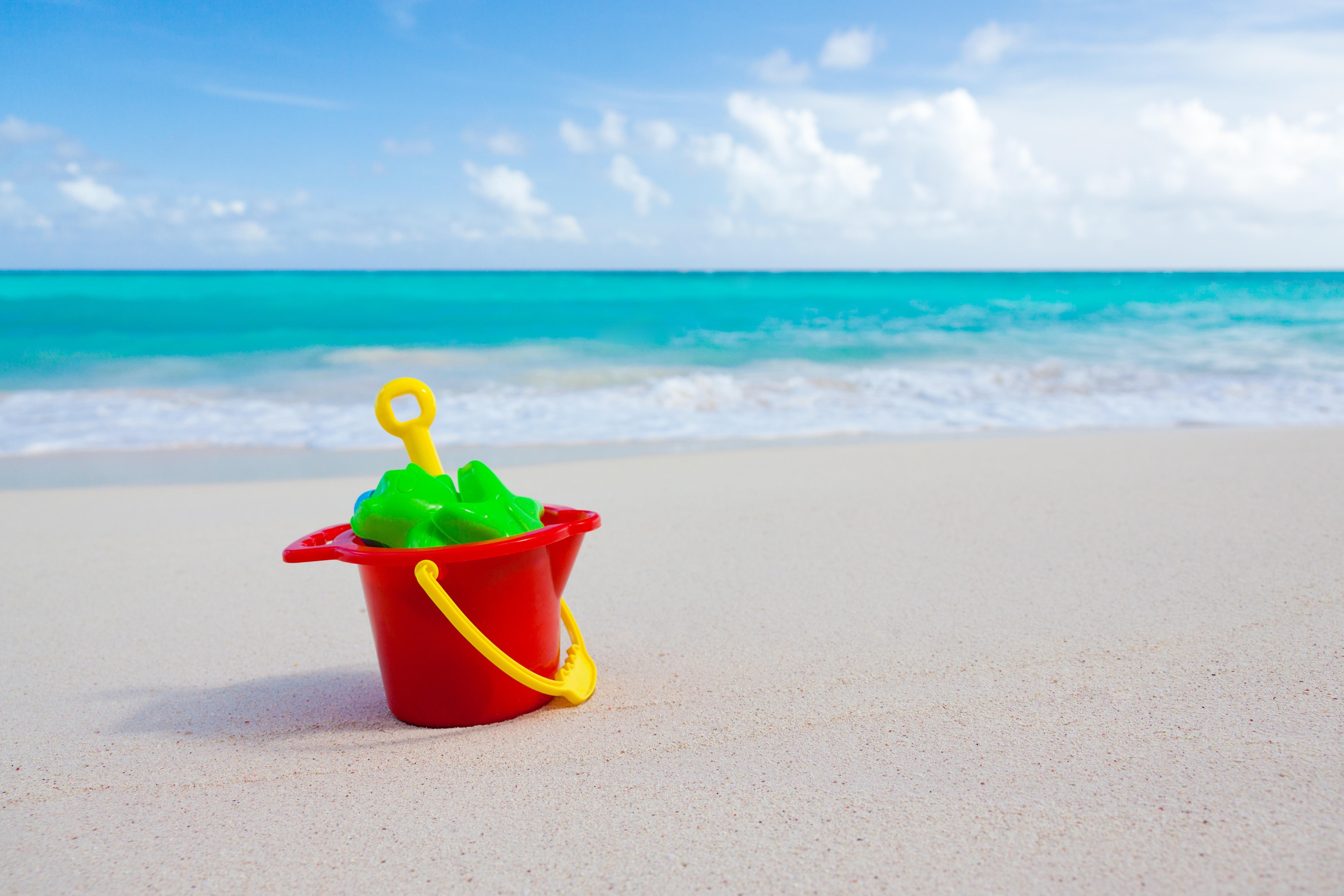 Beach Toys For Girls : Cuidados de verão quem coruja