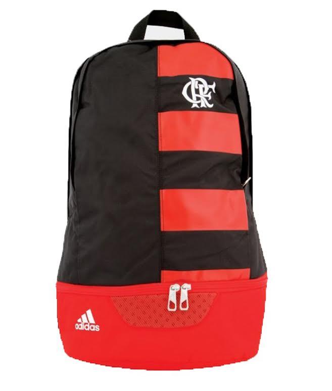 17821781f Mochila oficial Flamengo Adidas (R$ 149,90), do Espaço Rubro Negro