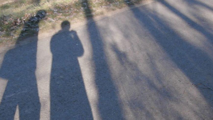 Medo da própria sombra