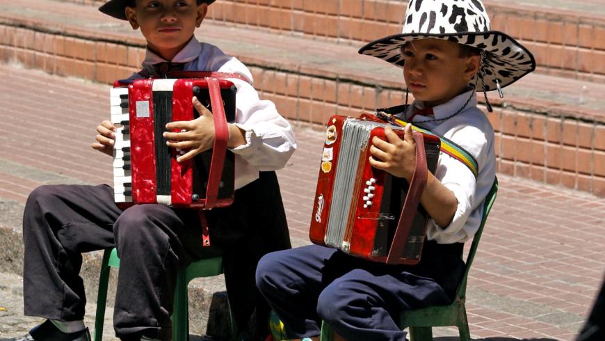 A criança e a música II