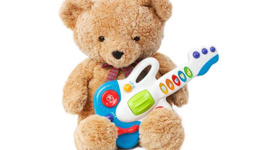 A criança e a música