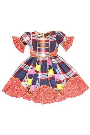 Vestido festa junina fabula