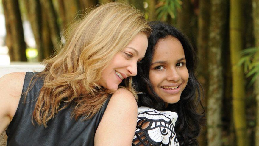 Alexandra Richter e uma dica para adolescentes