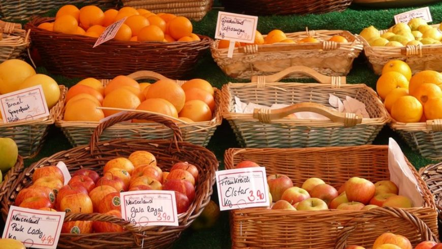 Alimentação saudável na gravidez e na amamentação