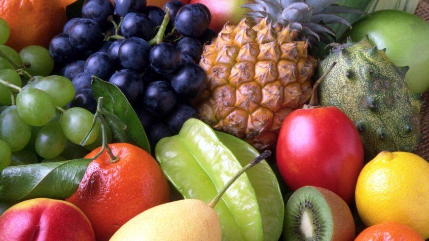 Fruta todo dia