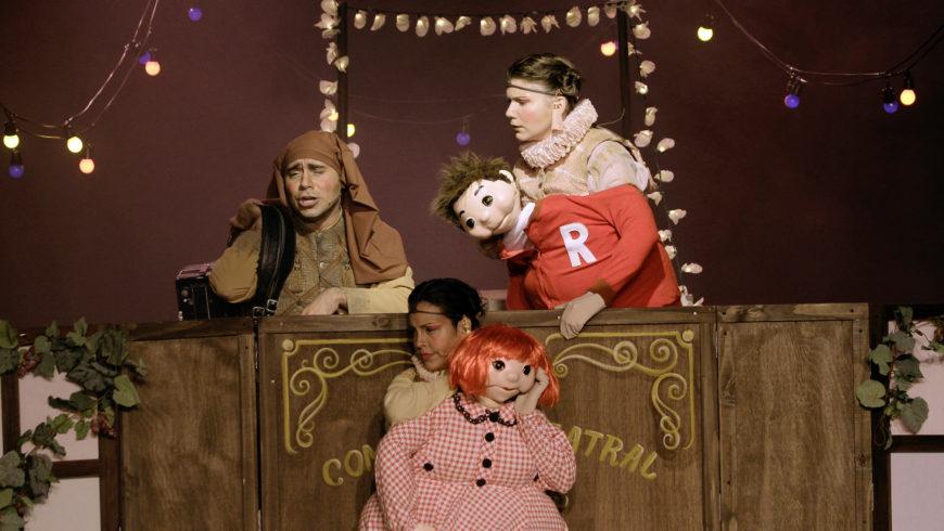 Shakespeare em peça infantil