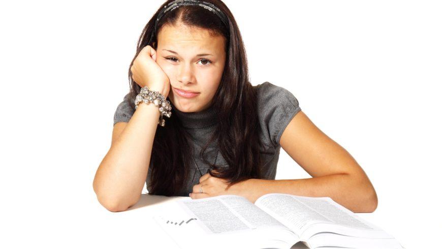 O que fazer quando eles não gostam de estudar?