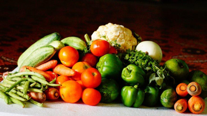 Agrotóxicos longe do prato