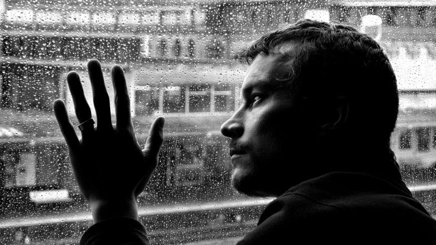 Homem também sofre de depressão pós-parto