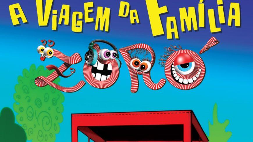 Zeca Baleiro lança DVD infantil