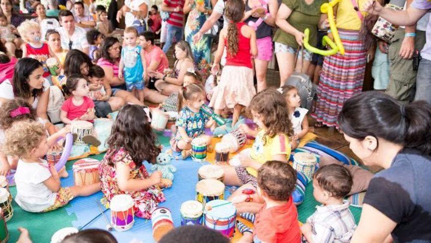 Misturebinha no Dia das Crianças