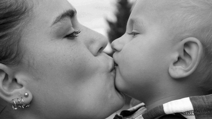 Beijo na boca não