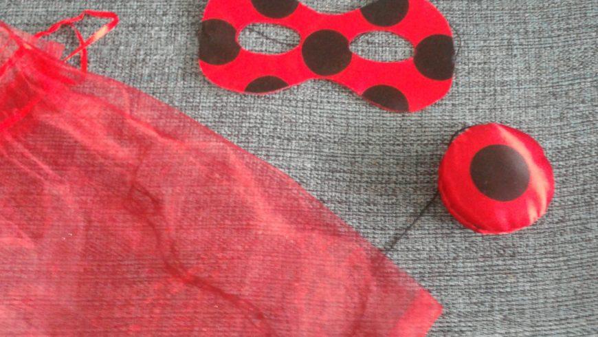 Feito por mim: Ladybug (Miraculous)