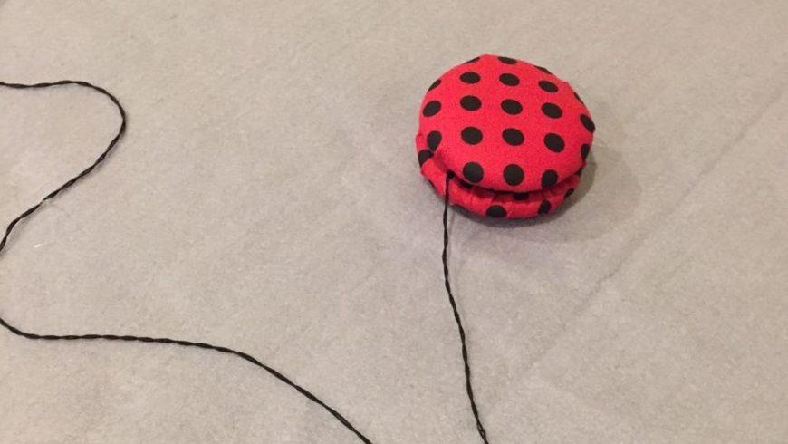 Ioiô da Ladybug