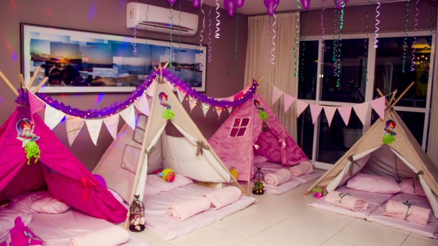 Promoção leva festa do pijama para sua casa
