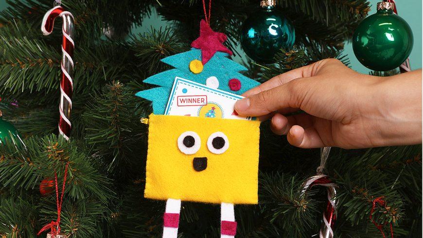 Um toque de magia para sua árvore de Natal