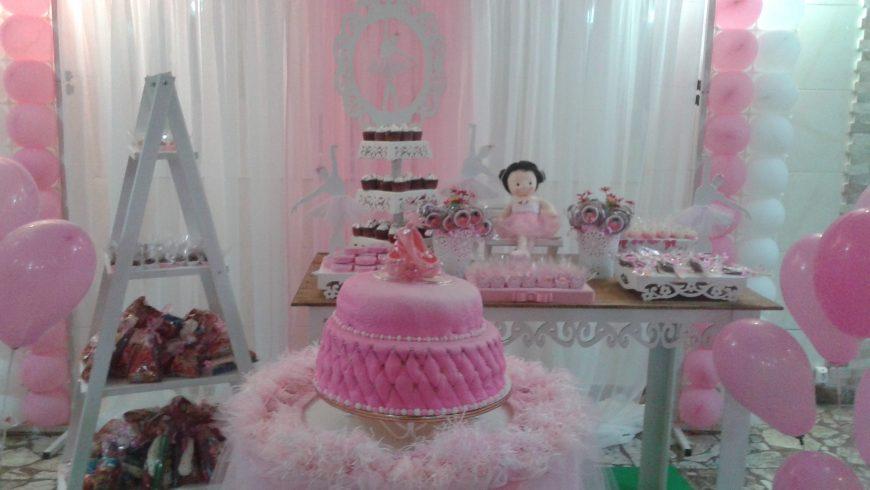 Um bolo especial