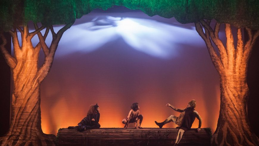Mogli e outros destaques no teatro