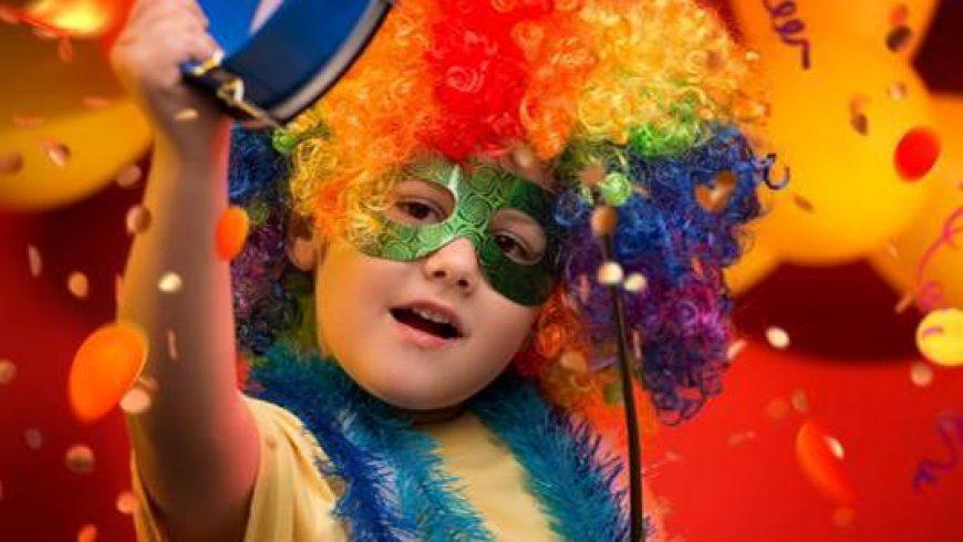 Bailinho em ritmo de carnaval