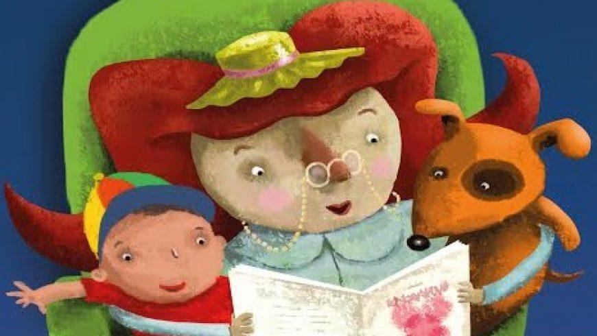 Mergulho na literatura infantil