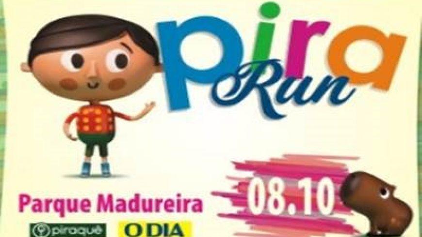 Piraquê promove corrida infantil