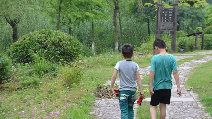 A importância da autonomia na infância