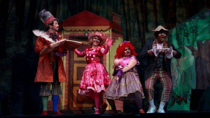 Atrações no CCBB e no Teatro Oi Casa Grande
